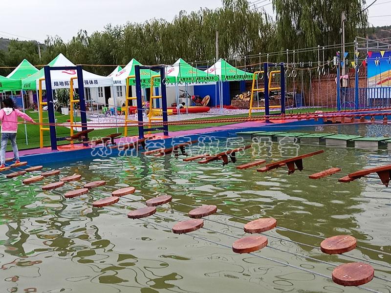 山西省lin汾市隰县儿tong户wai拓展器材和网hong水上拓展项目