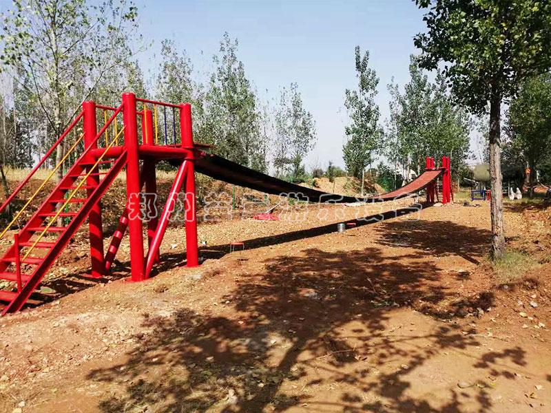 河南洛yangyichuantineng乐yuan和网红桥设备成功运营