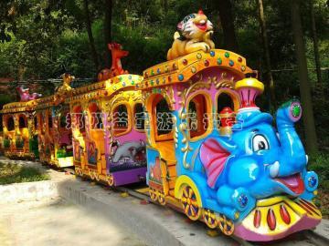 游乐设备大象火车售后服wuyou保zhang