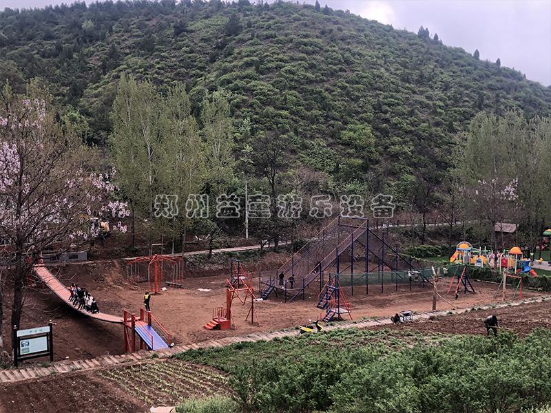 户外体能拓zhan乐园决定价格的因素