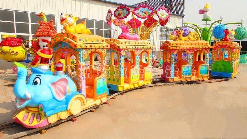 新xing大象火车